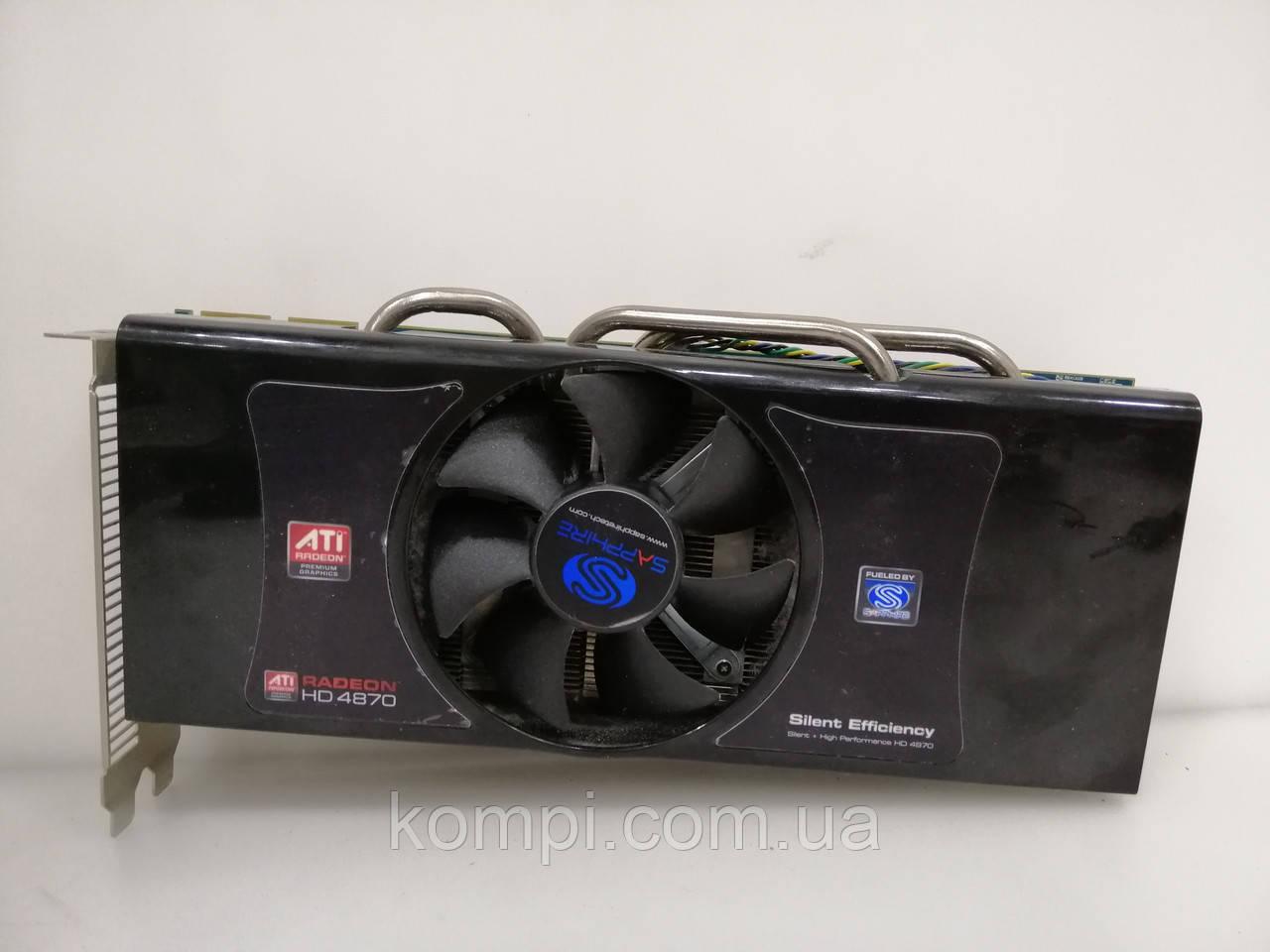Видеокарта ATI RADEON HD 4870 1gb PCI-E