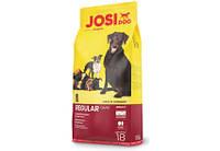 Сухой корм (Josera Josidog regular )для взрослых собак  18 кг