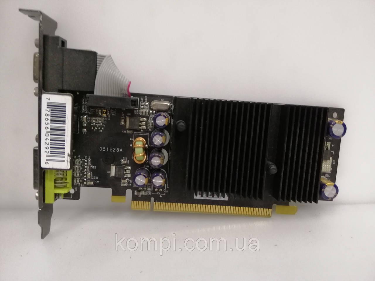 Видеокарта NVIDIA 6200 128 MB PCI-E
