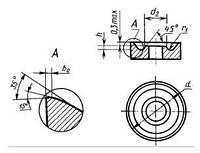 Пластина RNUM - 120400 Т5К10(YT5) круглая dвн=5мм (12114) со стружколомом
