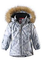 Зимняя куртка для девочки Reimatec Sukkula 511291-0105. Размеры 74 - 110.