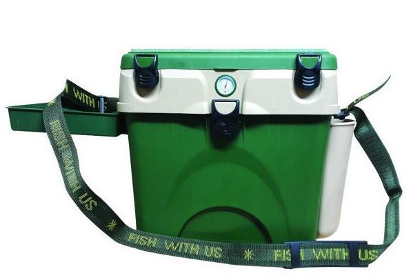 Ящик для зимней рыбалки, рыболовная сумка