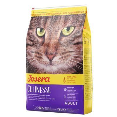 Josera (Йозера) Culinesse сухой корм для взрослых кошек с лососем, 10 кг