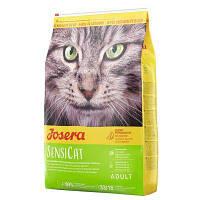 Josera (Йозера) SensiCat сухой корм для кошек с чувствительным пищеварением, 10 кг
