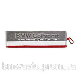 Полотенце для клюшек BMW Golfsport Towel 2019