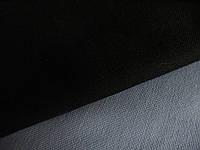 Домотканое полотно, цвет- черный, 50*70см