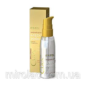 Жидкий шелк для всех типов волос CUREX BRILLIANCE Estel
