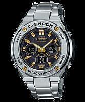 Часы Casio G-Shock G-Steel GST-S310D-1A9  TOUGH SOLAR