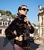Шуба норковая в стиле Фенди Модель 2002019881