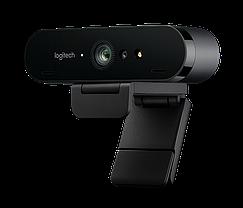 Веб-камера Logitech Brio 4K, фото 3