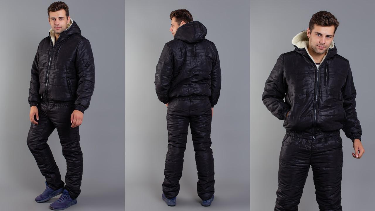 Мужской зимний костюм опк1215