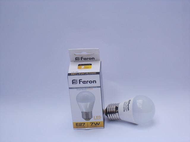 Светодиодные лампы Feron под стандартный патрон