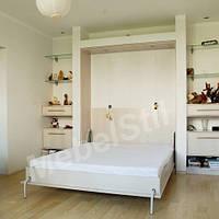 Двухспальная шкаф-кровать-трансформер, фото 1