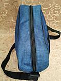 Сумка планшет на плечо fila мессенджер сумка для через плечо только ОПТ, фото 3