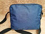 Сумка планшет на плечо fila мессенджер сумка для через плечо только ОПТ, фото 4
