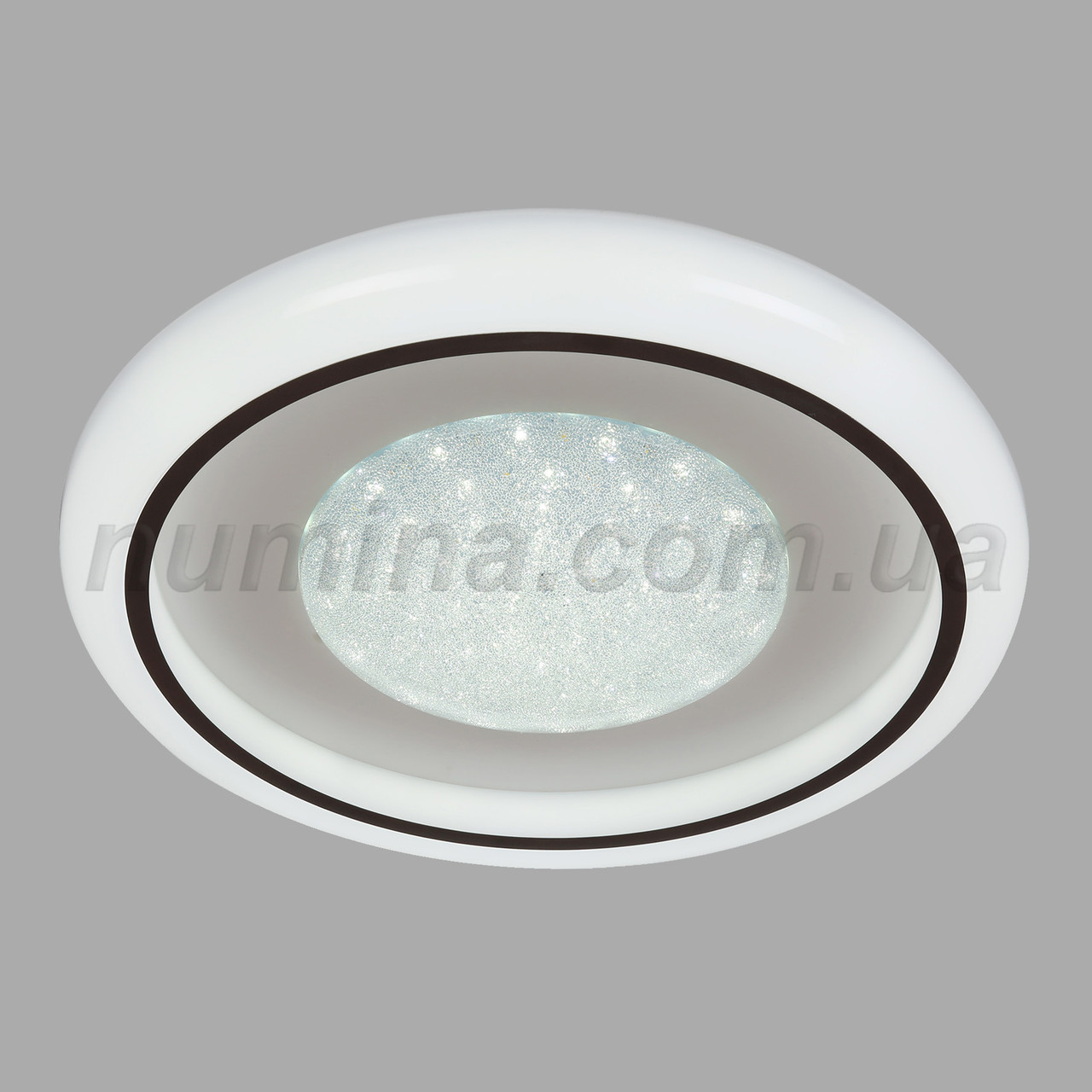 Люстра потолочная LED 10-6725A D500(70W*2)WT