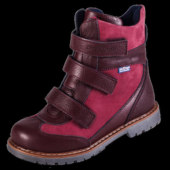 Детские ортопедические ботинки 4Rest-Orto М-587  р. 31-36