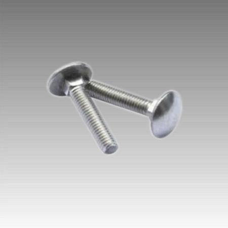 Болт мебельный DIN 603 8х80