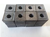 Пластина SNUN - 120412 Т15К6 квадратная (03111) гладкая без отверстия