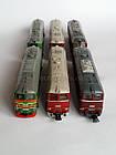 Порівняння локомотивів серії М62 від Piko, Gutzold Roco