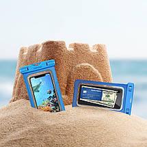 """Чехол водонепроницаемый Mpow Waterproof IPX8 для мобильных телефонов до 6"""", фото 2"""