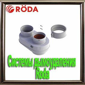 Системы дымоудаления Roda