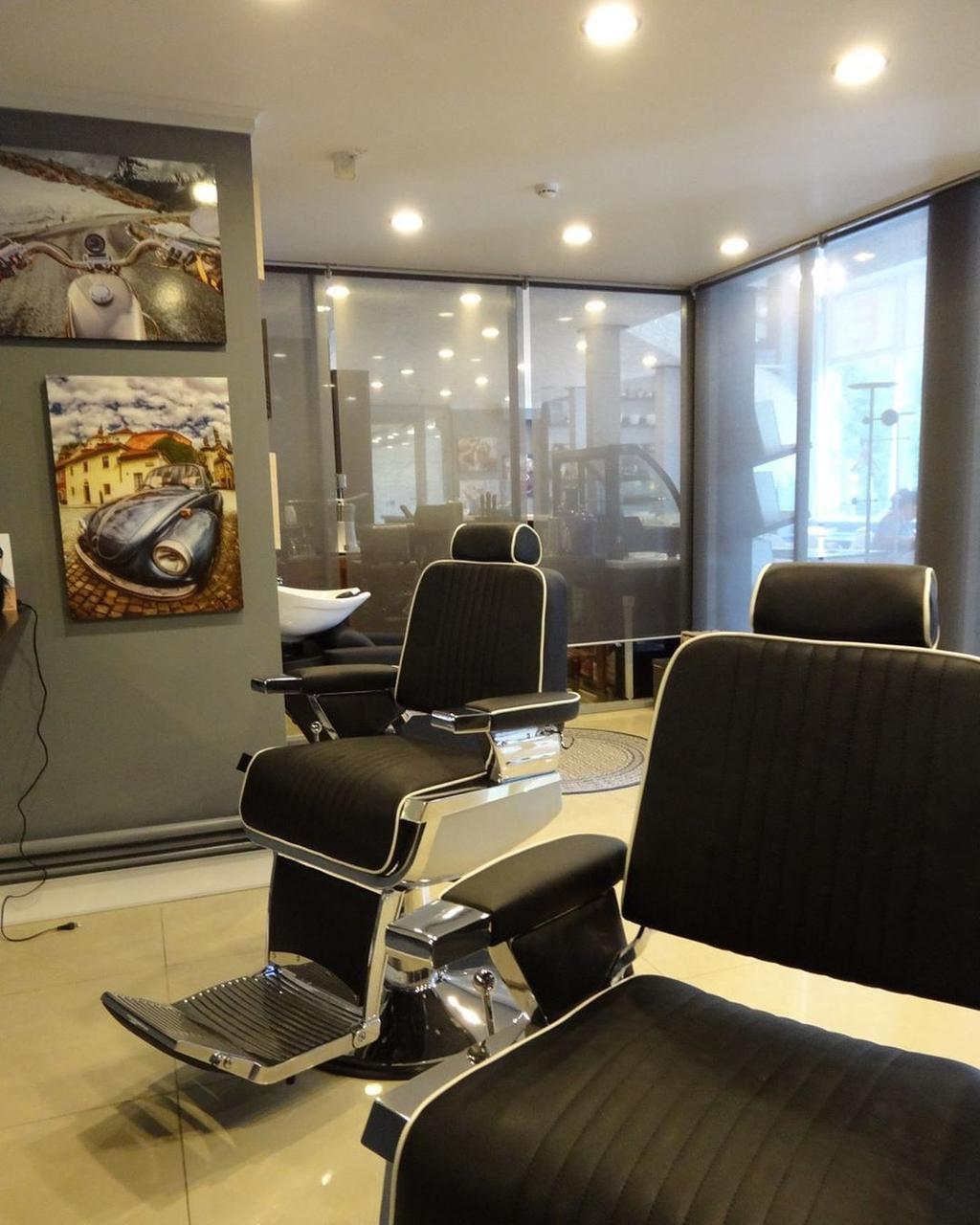 Парикмахерское кресло для barber кресло профессиональное  B018-1