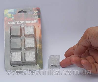 Светодиодный лед Feron FL101 с RGB свечением (6 штук)