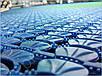 Шелл - ковер-решетка для влажных помещений цвет синий ковер грязезащитный киев купить, фото 2