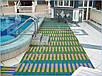 Шелл - ковер-решетка для влажных помещений цвет синий ковер грязезащитный киев купить, фото 4
