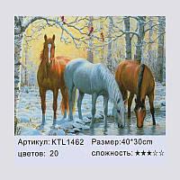 Картина по номерам KTL 1462 (30) в коробке 40х30, 20 цветов