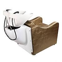 Парикмахерская кресло-мойка без подножки E-046