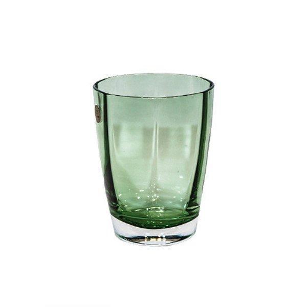 Набор стаканов Krosno 370 мл 6 шт зеленый P186573037002014