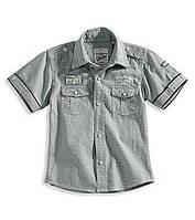 Рубашка шведка для мальчишек, Германия C&A