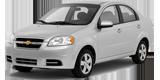 Фонари задние для Chevrolet Aveo 2006-11