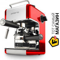 Кофеварка эспрессо Polaris PCM 4002A Ferrari