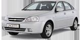 Фонари задние для Chevrolet Lacetti 2003-12 SDN/HB