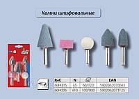 Набор шлифовальных наконечников 5шт., Top Tools 60H005, фото 1