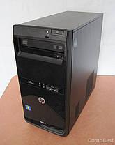 HP Pro 3400 Tower / Intel Core i5-2500 (4 ядра по 3.3 - 3.5 GHz) / 8 GB DDR3 / new! 120 GB SSD+1 TB HDD / nVidia GeForce GTX 750 Ti 2GB GDDR5 128-bit, фото 2