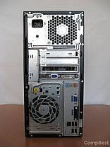 HP Pro 3400 Tower / Intel Core i5-2500 (4 ядра по 3.3 - 3.5 GHz) / 8 GB DDR3 / new! 120 GB SSD+1 TB HDD / nVidia GeForce GTX 750 Ti 2GB GDDR5 128-bit, фото 3