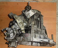 МКПП ( КПП механическая ) 5 ступ механ нажим вилка снизу 20LE44 FiatScudo 1.9td (20LE45, 20LE09, 20LE40)