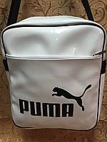 Сумка puma Лаковая планшет для через плечо  для девочек