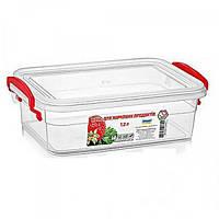 Судок (контейнер) для еды (обеда) с ручками 1.2л Stenson (NP-12)