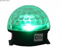 Диско-Шар FREE COLOR BALL61 Crystal Magic Ball