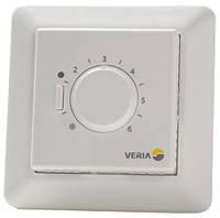 Терморегулятор Veria Control В45, 5-45°C, 15 A, с датчиком пола