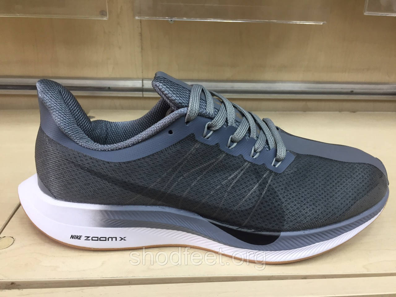 Кроссовки Nike Zoom Pegasus 35 Turbo Grey