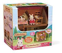 Дом кролика Сильваниан фемелис Calico Critters Red Roof Cozy Cottage