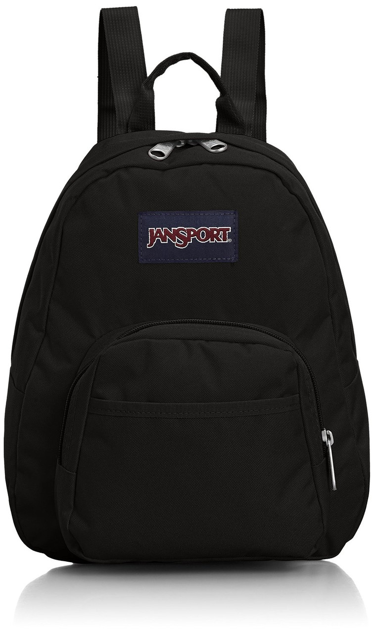 Маленький рюкзак JanSport Half Pint Backpack (черный)