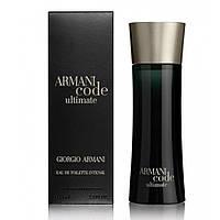 Мужская туалетная вода Armani Code Ultimate 100 ml (Армани Код Ультимэйт)