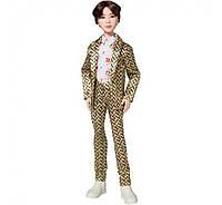 Кукла мальчик Шуга БТС BTS SUGA Idol Doll Mattel Beyond the Scene Суга